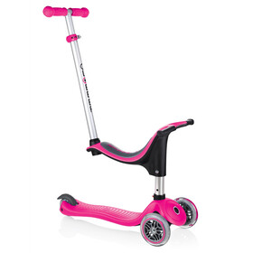 Globber Evo 4in1 Trottinette Enfant, pink